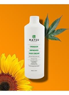 Matsu Matsu Creamask Improved Hair Cream Durulanmayan Krem Maske 500 ml